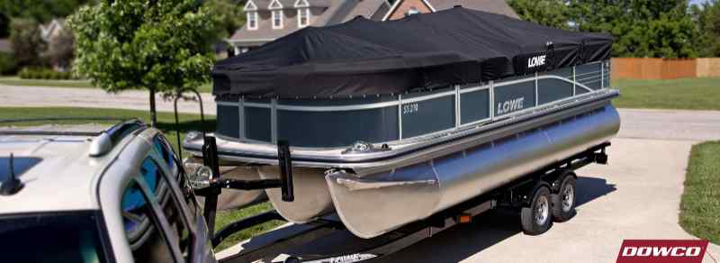 Trust Lowe's Dependable Limited Warranty to back your pontoon cover purchase.